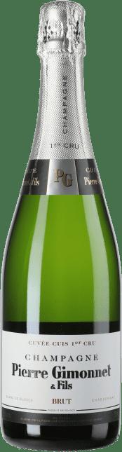 Image of Pierre Gimonnet & Fils Champagne Brut Cuis 1er Cru Flaschengärung