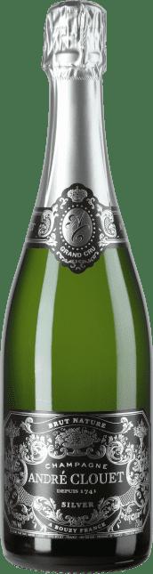 Image of Andre Clouet Champagne Silver Brut Nature Grand Cru (non-dosage) Flaschengärung
