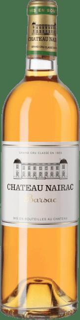 Image of Nairac Chateau Nairac 2eme Cru (fruchtsüß) 2007