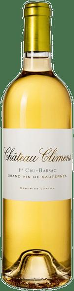 Image of Climens Chateau Climens 1er Cru (fruchtsüß) 2009