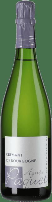 Image of Agnes Paquet Cremant de Bourgogne Flaschengärung