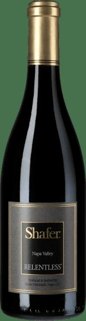 Image of Shafer Vineyards Napa Syrah Relentless 2012
