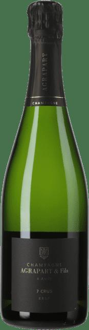 Image of Agrapart & Fils Champagne Brut Les 7 Crus Blanc de Blancs Flaschengärung