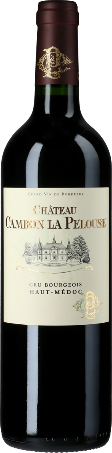 Image of Cambon la Pelouse Chateau Cambon la Pelouse Cru Bourgeois Exceptionnel 2015