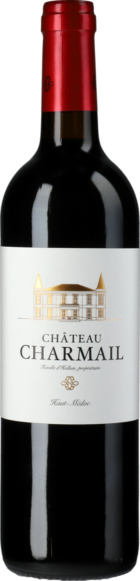 Image of Charmail Chateau Charmail Cru Bourgeois Exceptionnel 2015