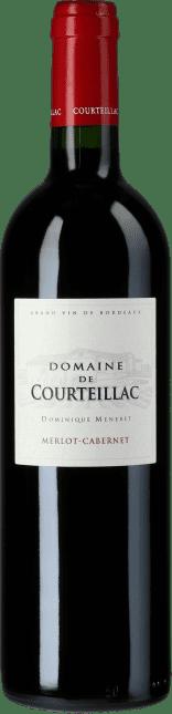 Image of Courteillac Domaine de Courteillac Bordeaux Superieur 2015