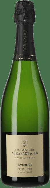 Image of Agrapart & Fils Champagne Extra Brut Avizoise Blanc de Blancs Grand Cru Flaschengärung 2010