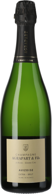 Image of Agrapart & Fils Champagne Extra Brut Avizoise Blanc de Blancs Grand Cru Flaschengärung 2011