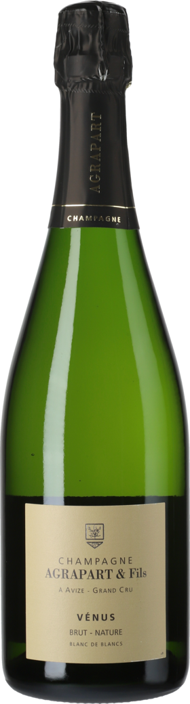 Image of Agrapart & Fils Champagne Brut Nature Venus Blanc de Blancs Grand Cru Flaschengärung 2011