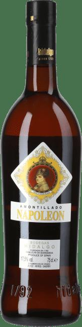 Image of Bodegas Hidalgo - La Gitana Sherry Amontillado Seco Napoleon (fruchtsüß)