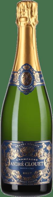 Image of Andre Clouet Champagne Grande Reserve Bouzy Grand Cru Flaschengärung