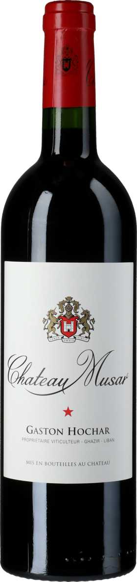 Image of Chateau Musar Chateau Musar red 1997